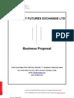 Business Proposal of CFX Nepal Ltd