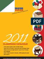 Optimum Catalogue 2011