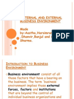 internalandexternalbusinessenvironment-110227015335-phpapp01