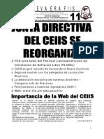 Nueva Era FIIS - Boletin 011