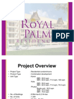 Royal Palm Presentation for Clients