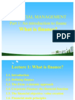 Bec Doms a Ppt on What is Finance