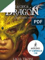 La chica Dragón - Licia Troisi - 1º capítulo - Molino