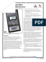 ESD Digital Static Feild Meter_TB-6567