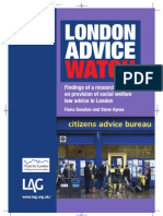 London Advice Watch