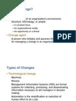 Day 1 Fundamantals of Change Mang n OD