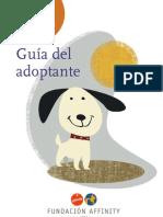 Guia Del Adoptante Perro Cachorro
