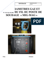 Cours Para Metres Poste MIG MAG 2