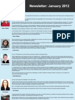 BPL Newsletter January 2012