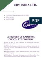 Cadbury India Ltd