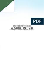 Estudo de Competitividade Dos 65 Destinos Indutores Do to Turistico Regional - Gov Fed