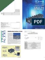 Transducers VM21Brochure