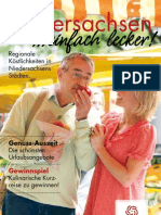 Regionale Köstlichkeiten in Niedersachsens Städten