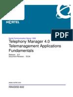 Telephony Manager-Full 100102894