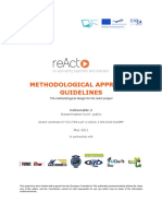 reAct methodological design