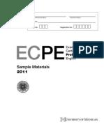 ECPE2011SampleMaterials
