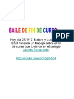 Baile Lucia y Naiara