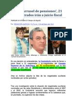 Noticia Carrusel de Pensiones 27-01-12