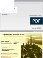 Compozitie Urbana - Configuratia Spatiului Urban