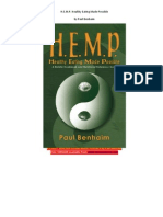 Hemp 130 Pages