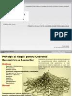 Compozitie Urbana - Principii si Reguli pentru Coerenta Geometrica a Asezarilor