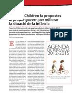 Protagonistes ja! Agenda infància 2012-2015