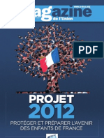 Projet UMP 2012