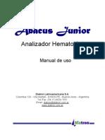 Manual Usuario Abacus Junior- DLA