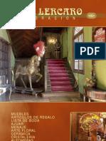 Casa Lercaro Decoración