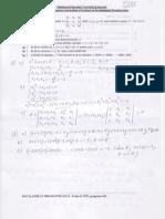 Rezolvari Bac 2009 a M2 - Subiectul II