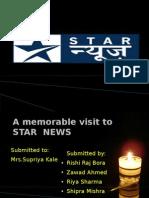 Star News ppt