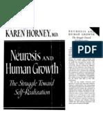 34058295 Karen Horney Neurosis and Human Growth