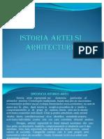 Istoria Artei Si Arhitecturii