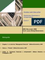 25496752 Curs 4 Gestiunea Financiara a Intreprinderii