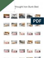 Popular European Bunk Bed Selection
