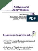 Job Analysis - Chapter 4