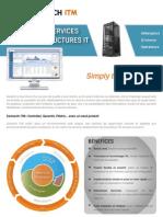 Plaquette IT Management - Comarch ITM