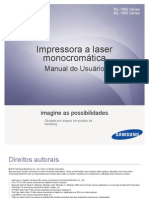 Manual Samsung Laser Impress or A ML1860 7423385