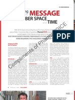 Article Controlling the Message in Cyberspace Pharma Voice TIM B Jan 2012