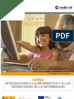 Curso de Introduccion a Las Nuevas Tecnologias 2011