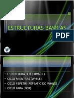 ESTRUCTURAS BASICAS