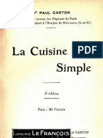 La Cuisine Simple
