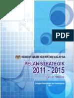 Plan Strategik KKM 2011-2015
