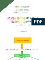 Presentazione scuola 12_13