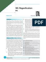 Floating Regasification Legal Isues