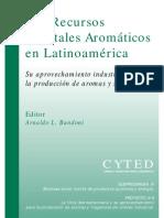 Los Recursos Vegetales Aromáticos en América Latina