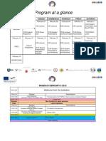 IP SPALC Scientific Programme