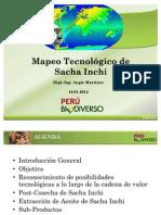 Angie_Martinez_2012_Mapeo Tecnológico de Sacha Inchi