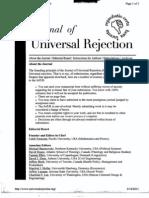 Interesting new journal