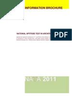 2011 NATA Brochure